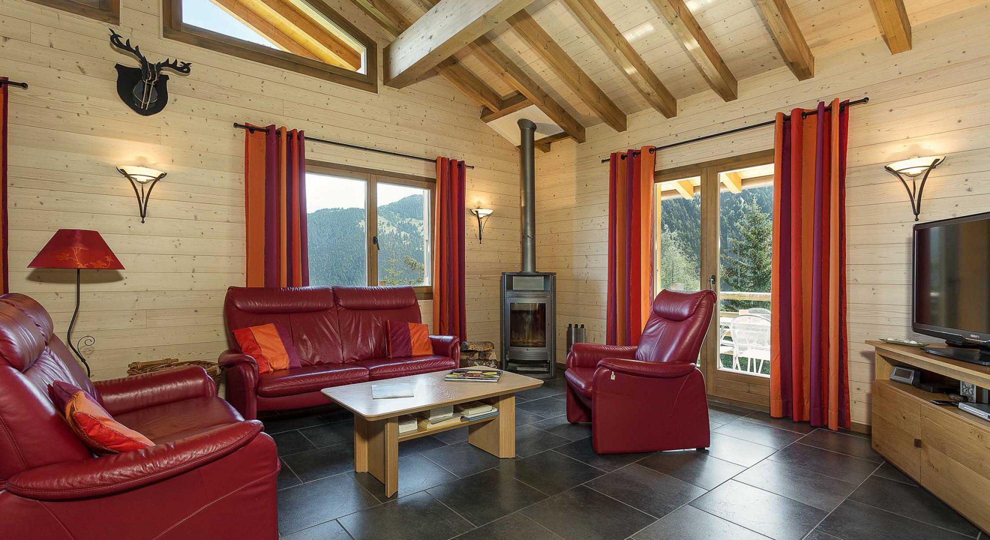 Maison du Cerf Chalet, Switzerland