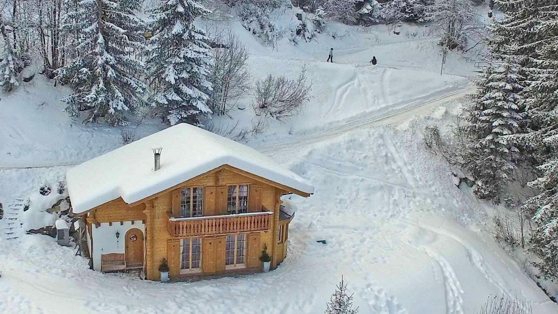 Mont Rose Chalet, Switzerland