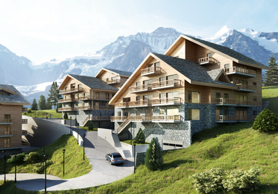 Properties, La Tzoumaz, Switzerland