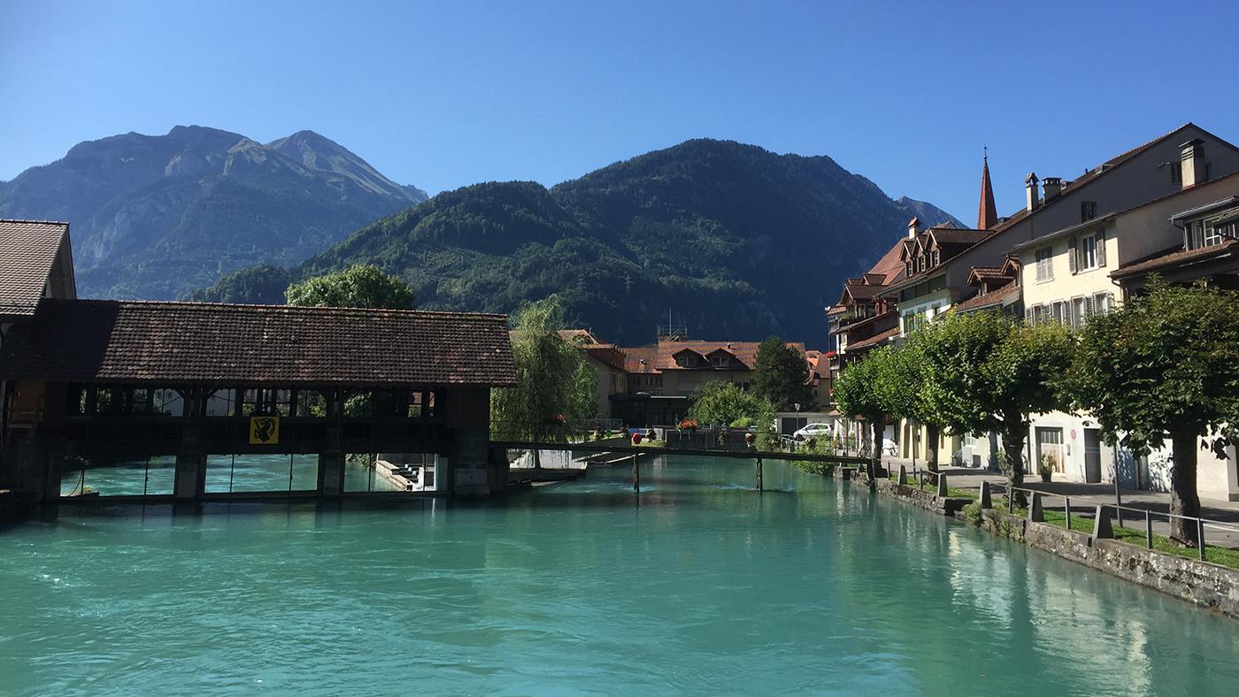 Giardino Apartments, Switzerland