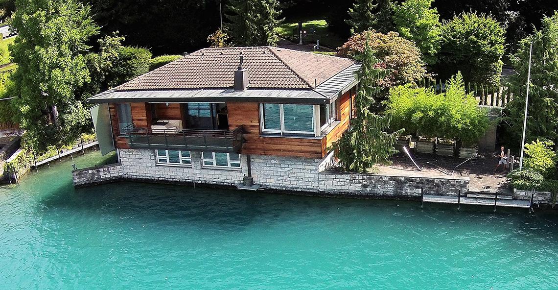 Haus Seeufer Chalet, Switzerland