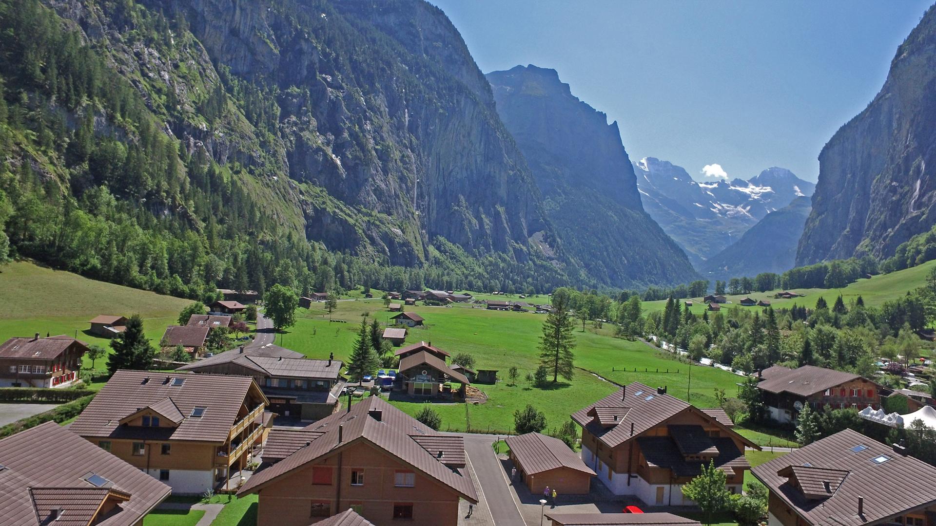Chalet Edelweiss Apartments, Switzerland