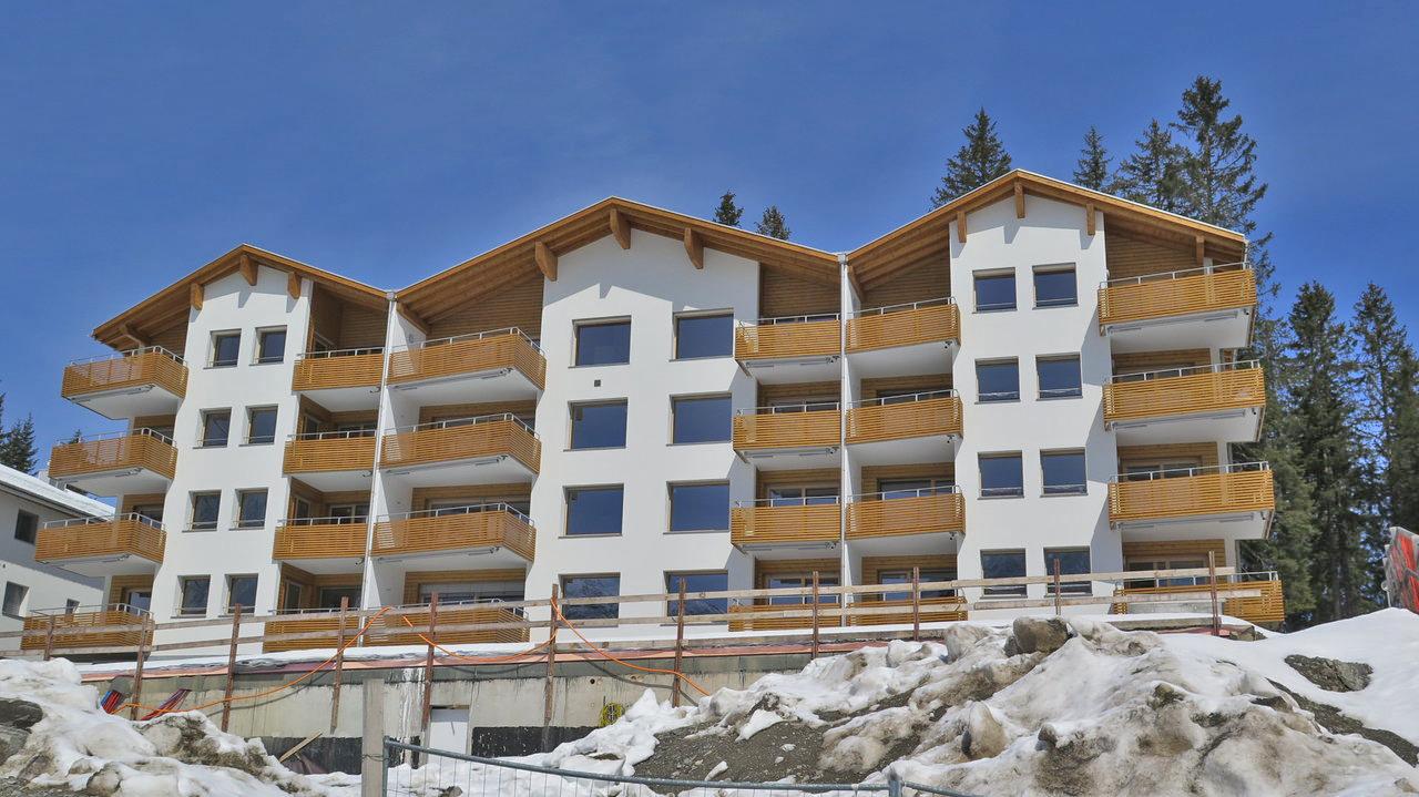 Chalets Hafen Apartments, Switzerland