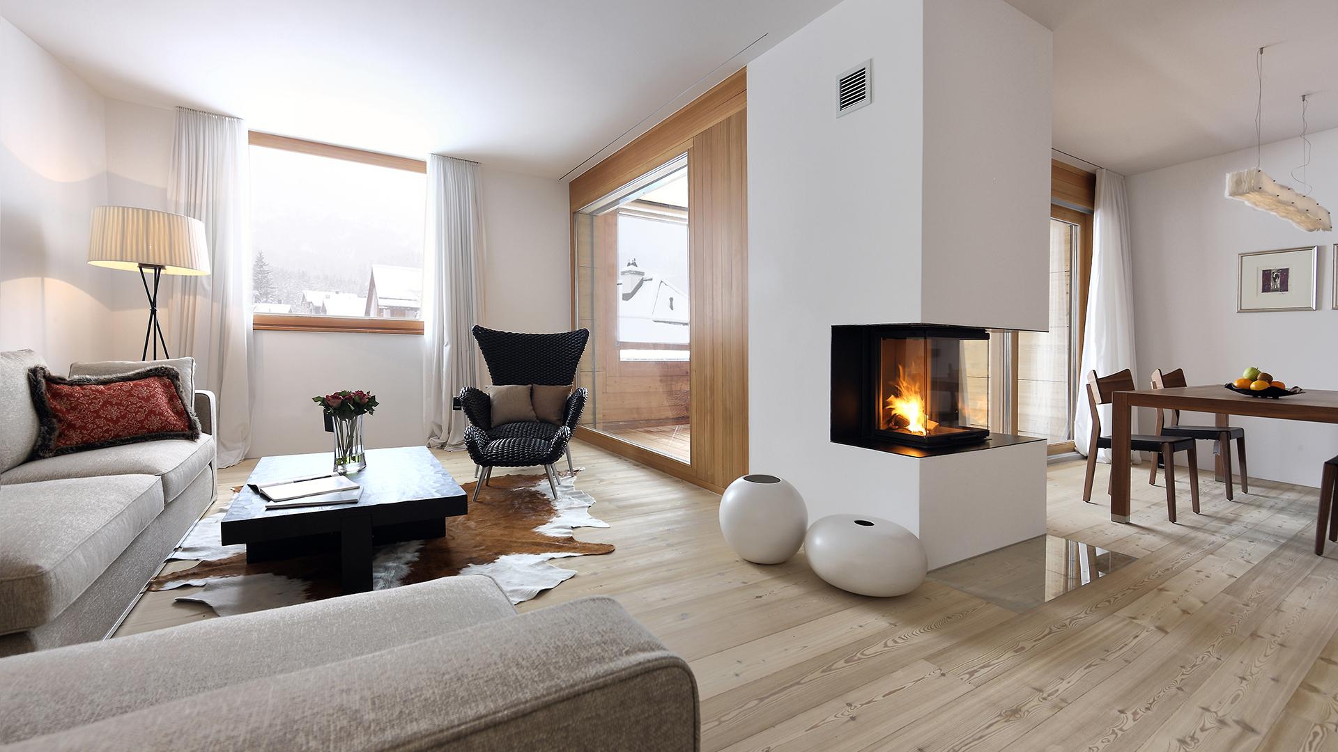 Haus Corona Apartments, Switzerland