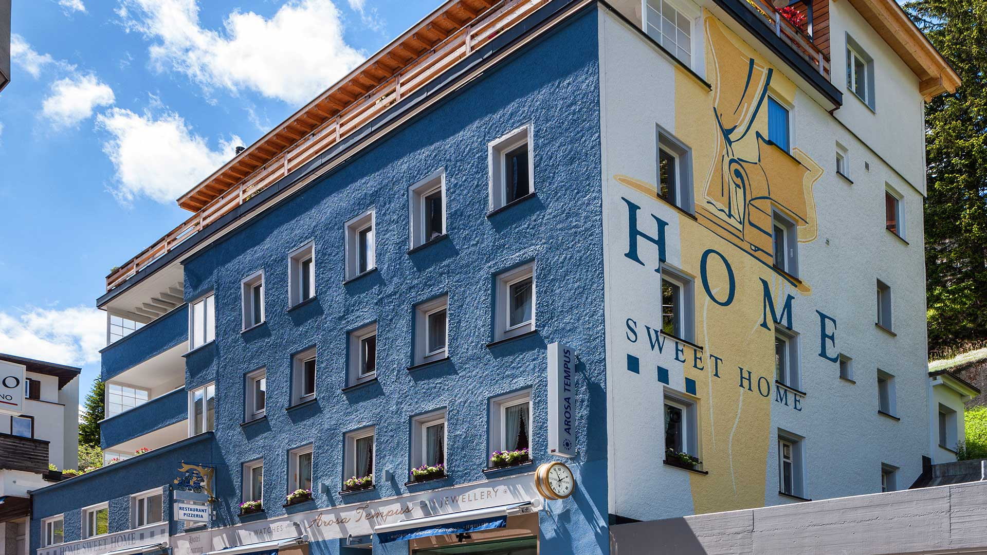 Home Hotel Hotel, Switzerland