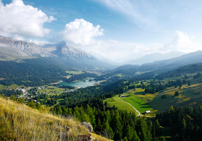 Summer, Lenzerheide-Arosa, Switzerland