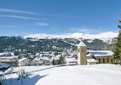 The Village, Lenzerheide-Arosa, Switzerland
