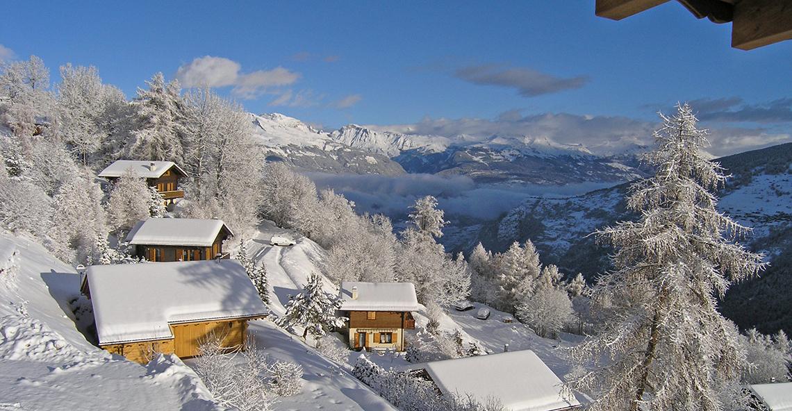 Chalet Claire Chalet, Switzerland