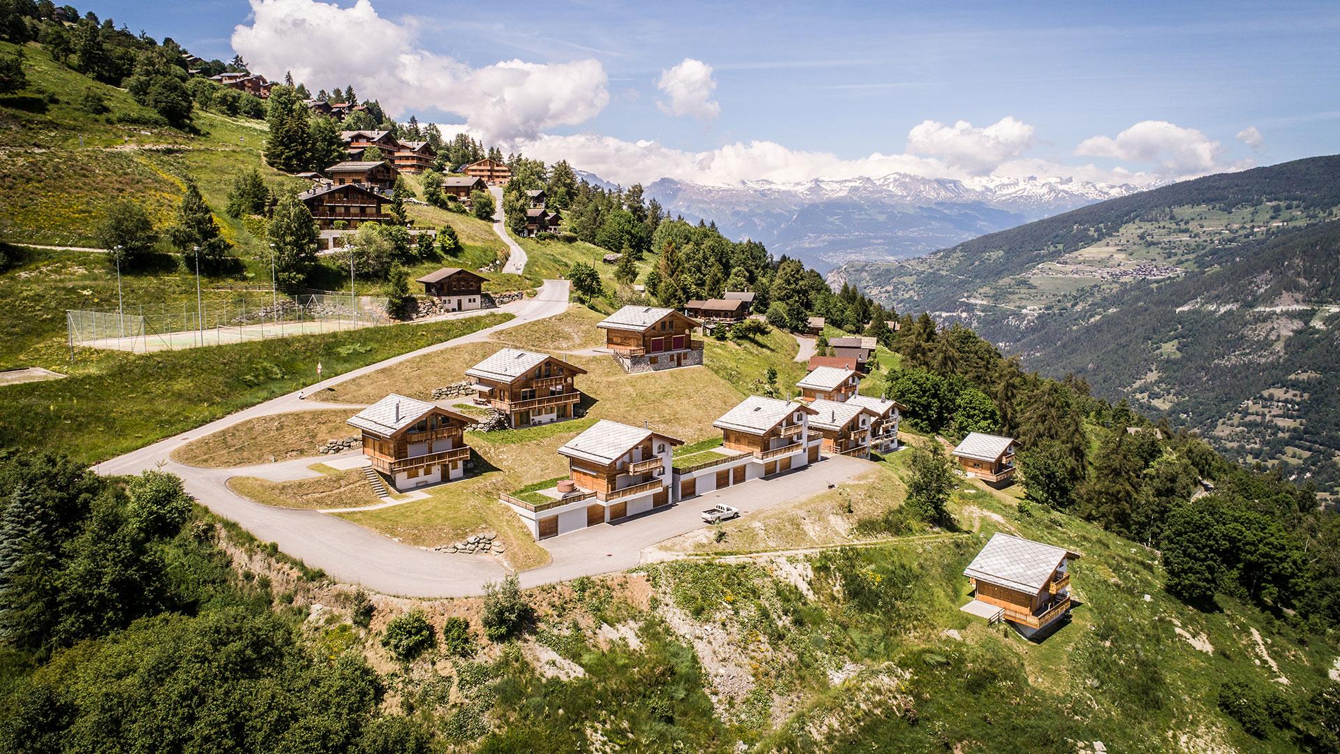 Chalet Croix Blanche Chalet, Switzerland