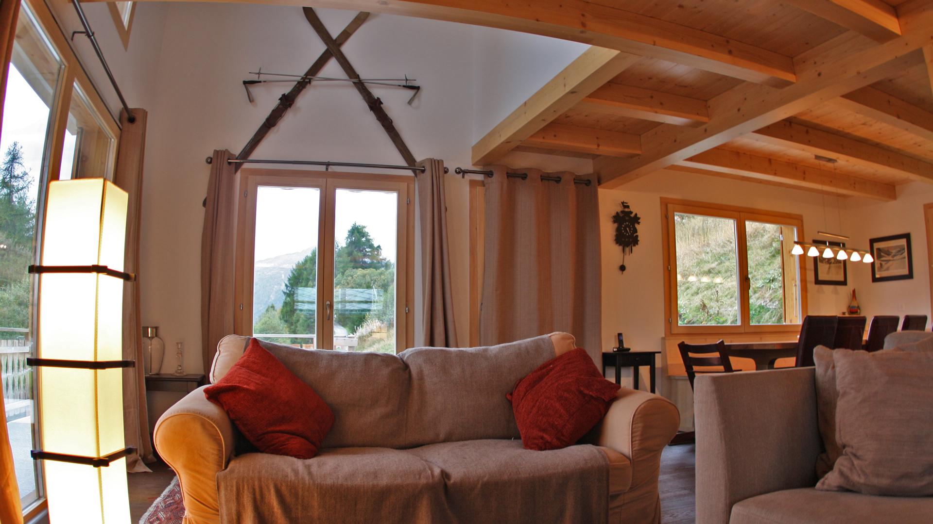 Chalet Dent Blanche Chalet, Switzerland