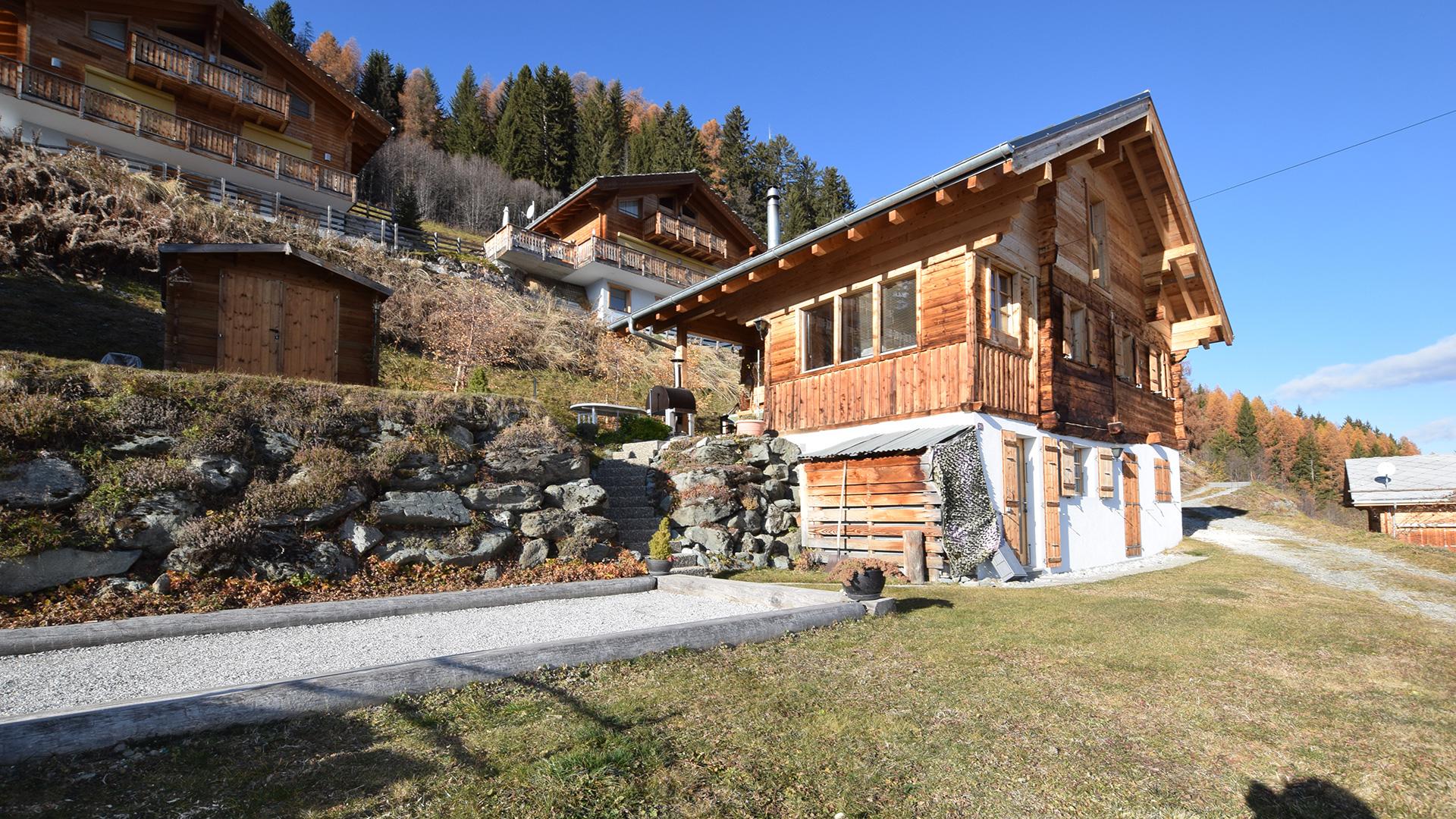 Chalet Etienne Chalet, Switzerland