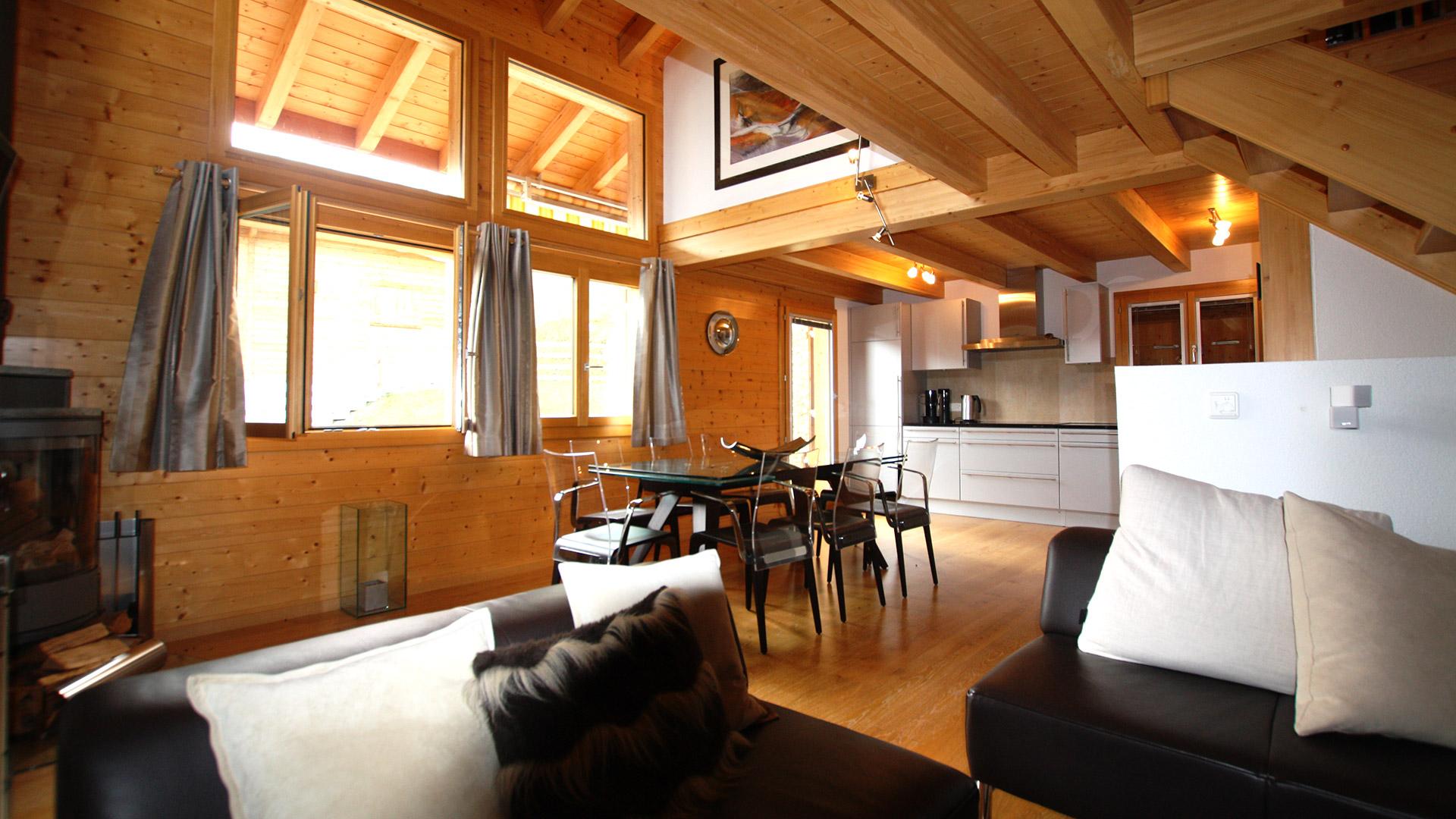 Chalet Fennell Chalet, Switzerland
