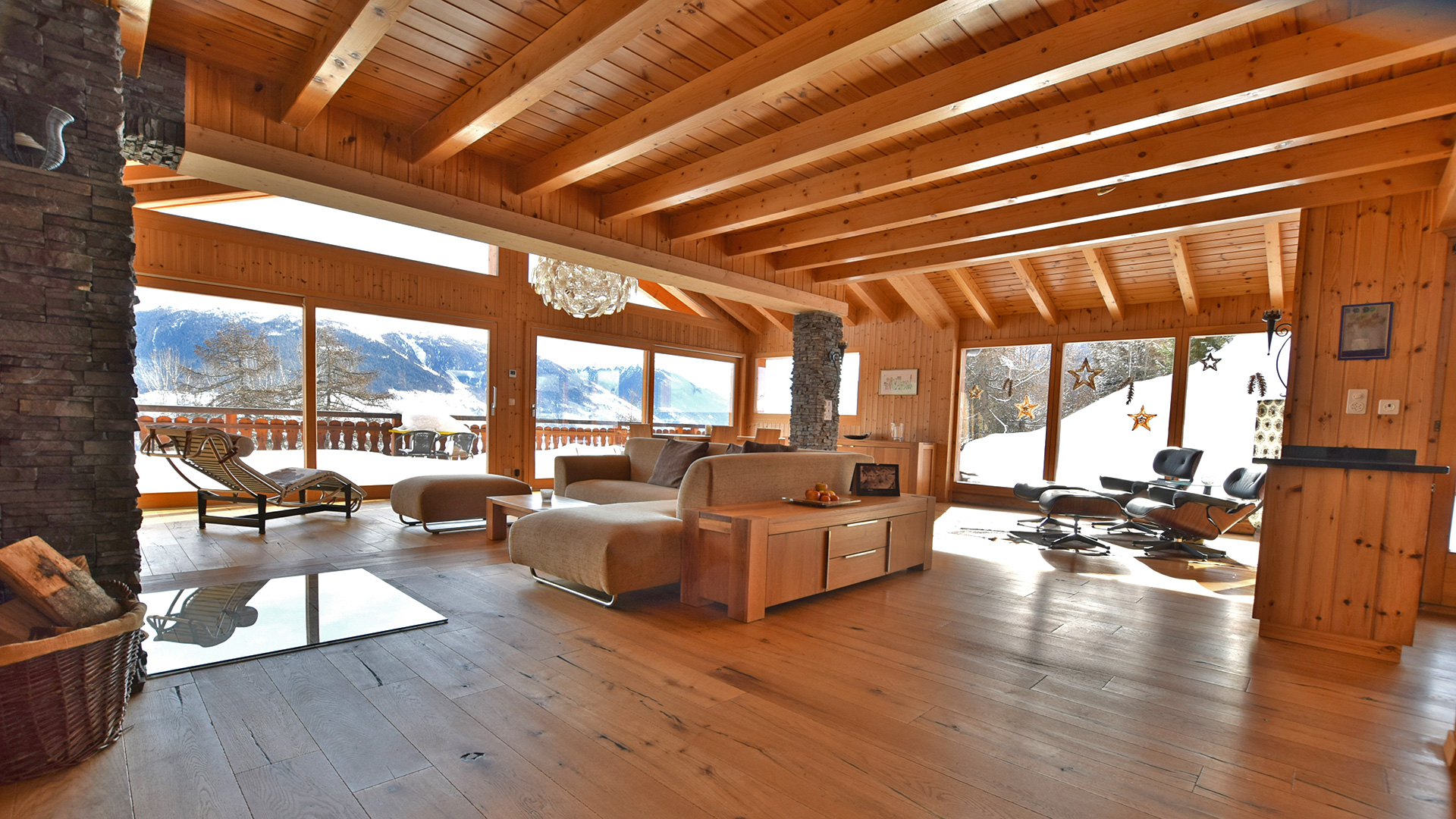 Chalet Lumineuse Chalet, Switzerland