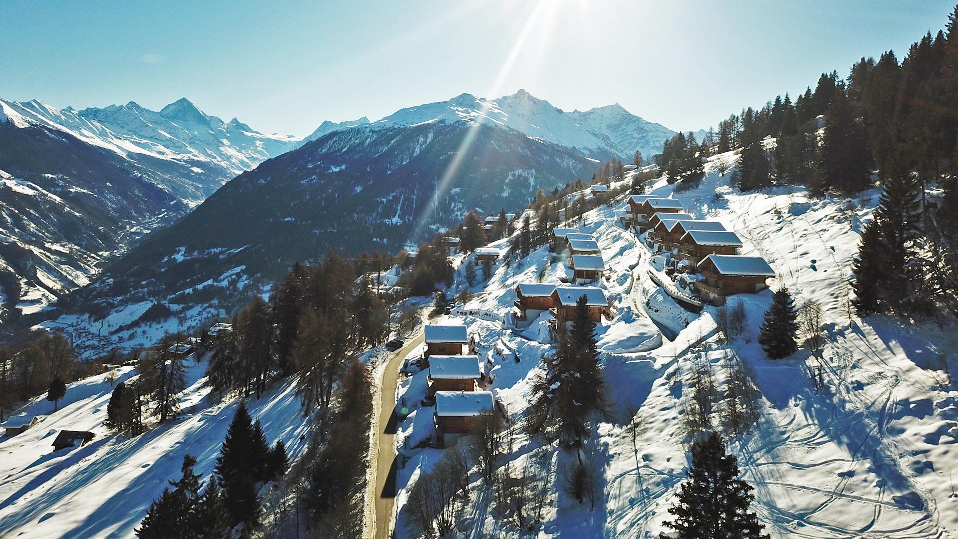 Chalet Marguerite Chalet, Switzerland