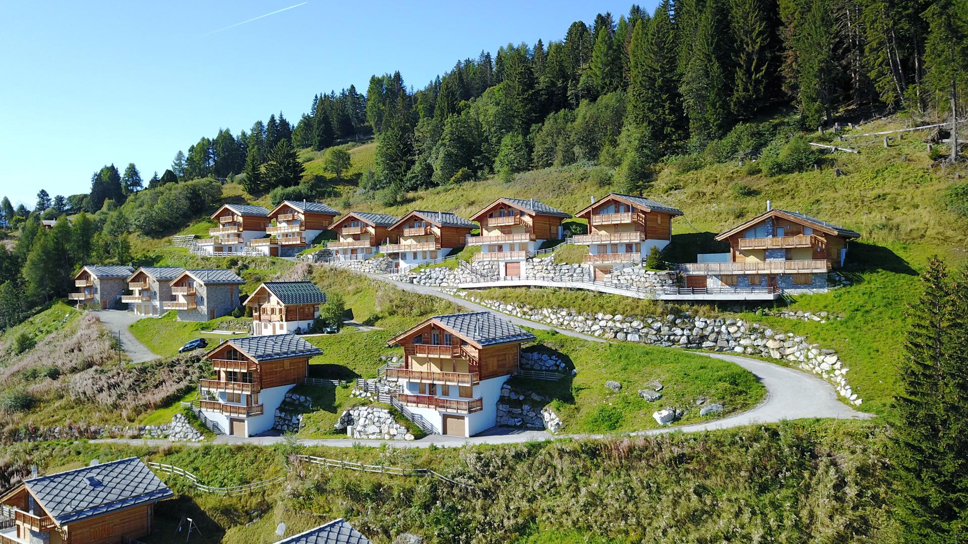 Le Chalet du Rhone Chalet, Switzerland