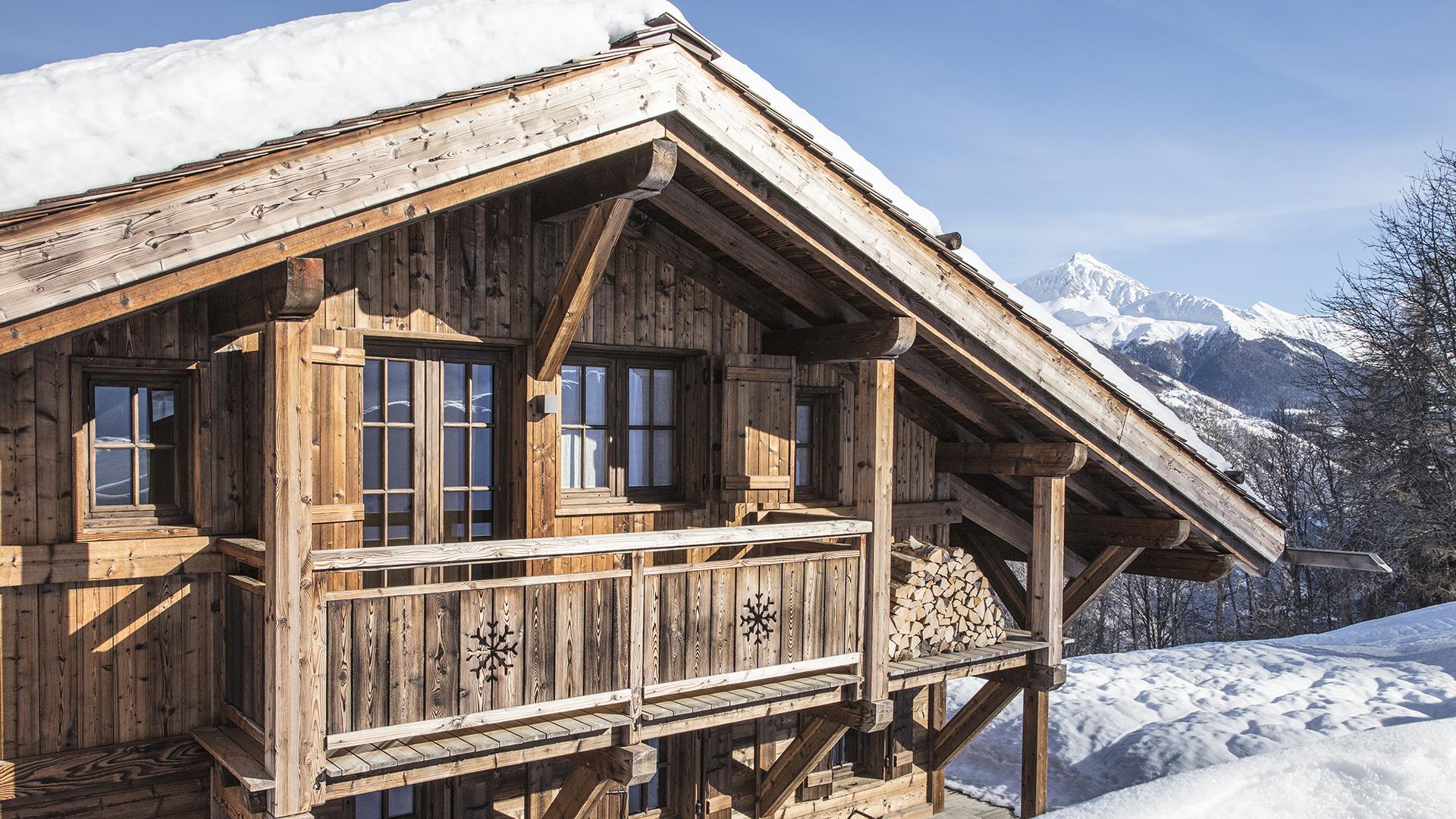 Le Loup Blanc Chalet, Switzerland
