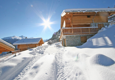 Properties, Les Collons, Switzerland