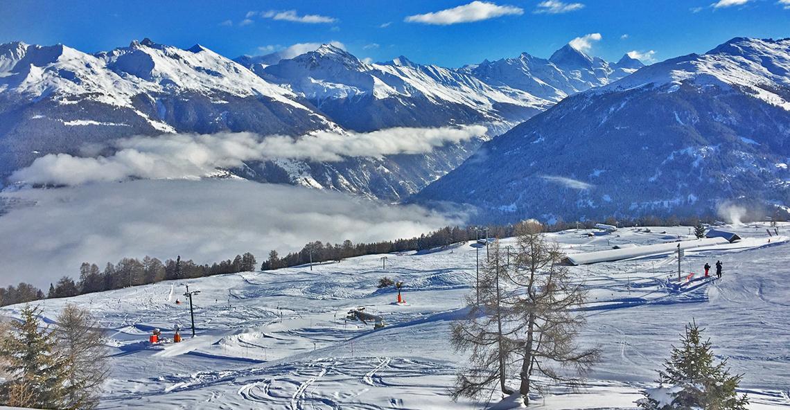 Les Collons, Switzerland