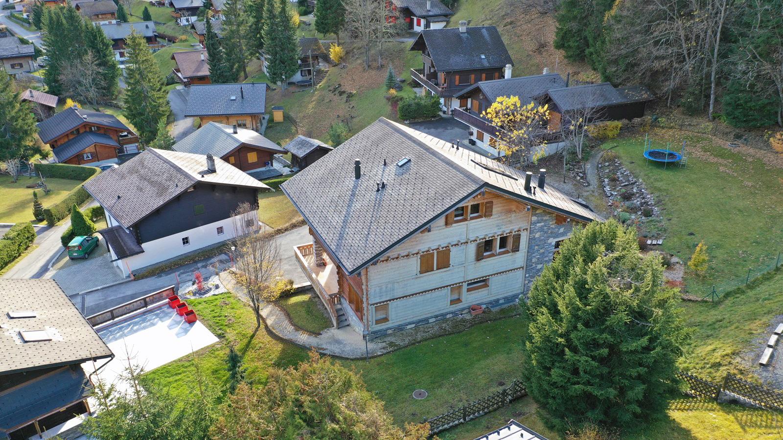 Chalet Chouette Chalet, Switzerland