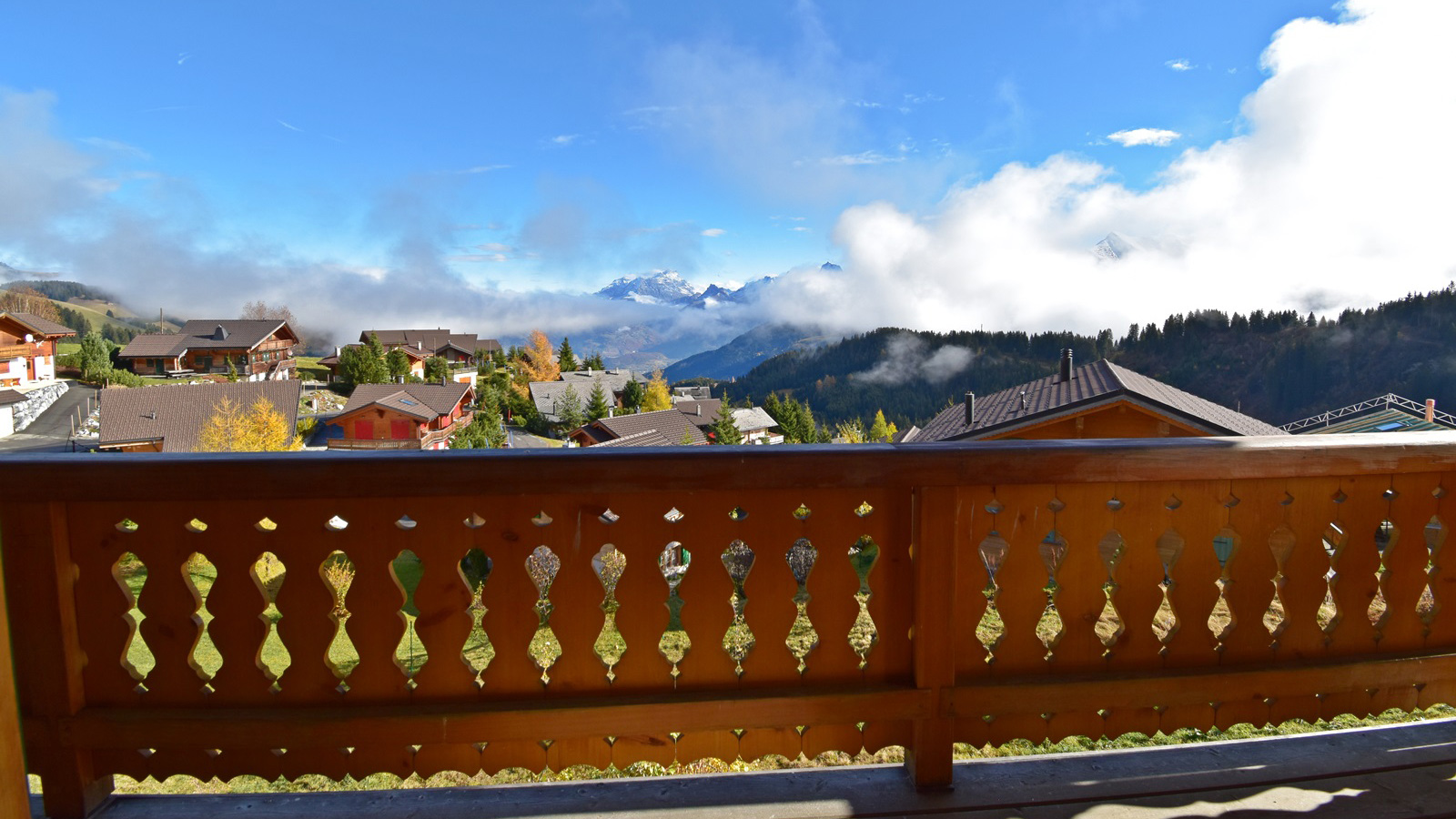 Chalet Fayot Chalet, Switzerland