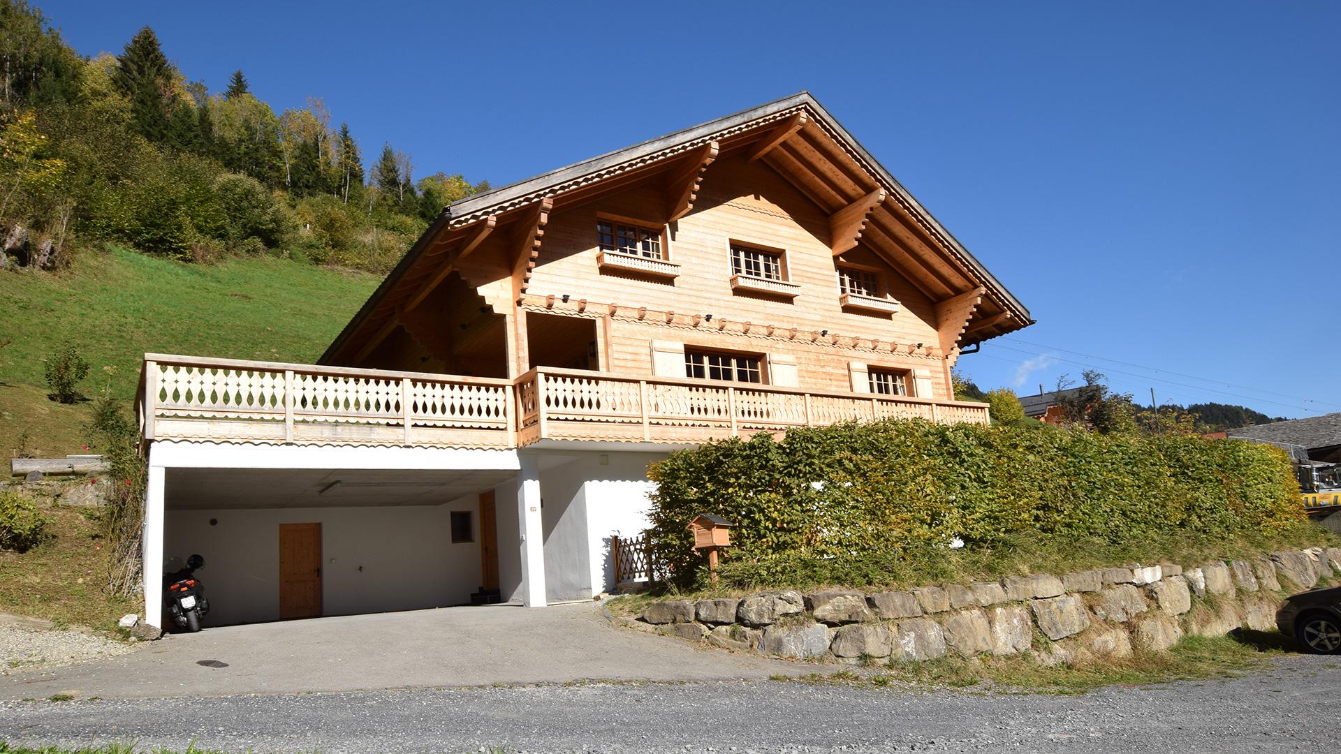 Chalet Tiere Chalet, Switzerland