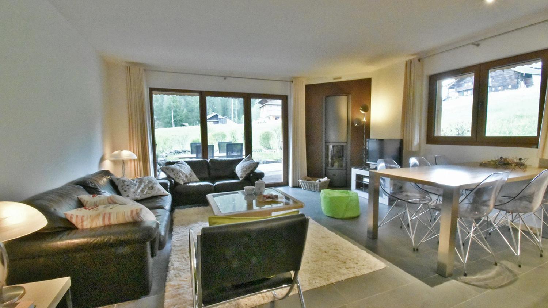 Le Moineau Apartments, Switzerland
