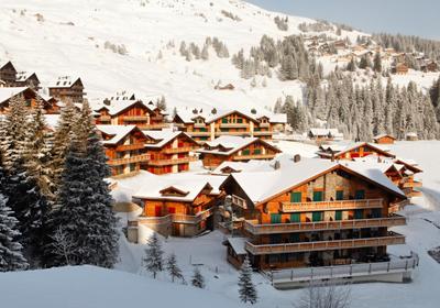 Properties, Portes du Soleil (CH), Switzerland