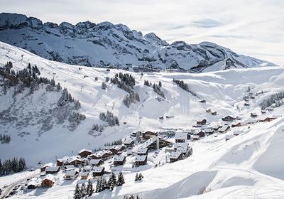 The Village, Portes du Soleil (CH), Switzerland