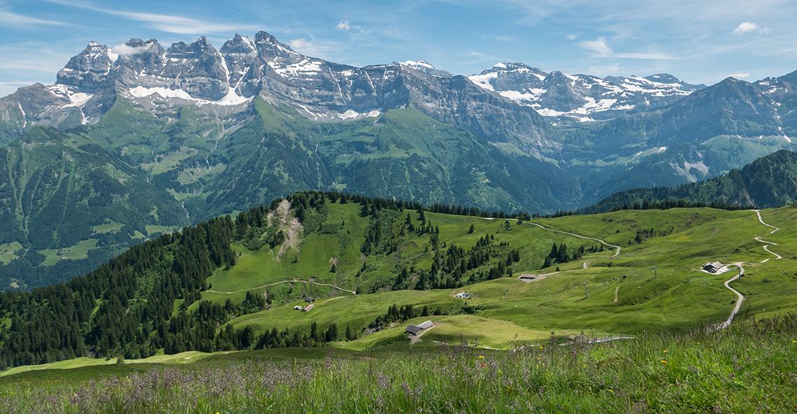 Portes du Soleil (CH), Switzerland