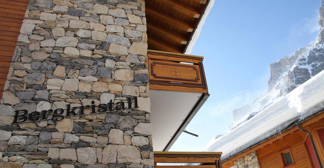 Bergkristall Apartment Apartments, Switzerland