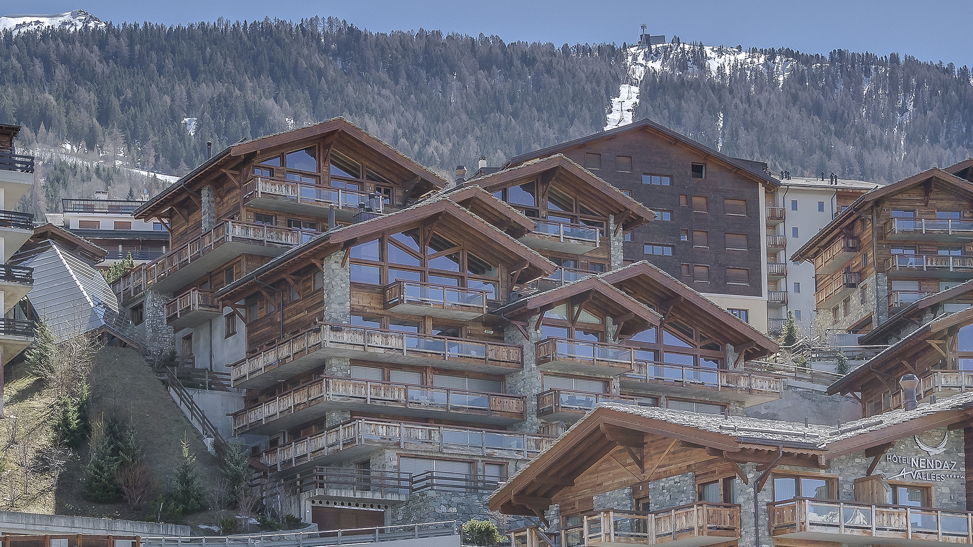 4 Vallees Apt. Apartments, Switzerland
