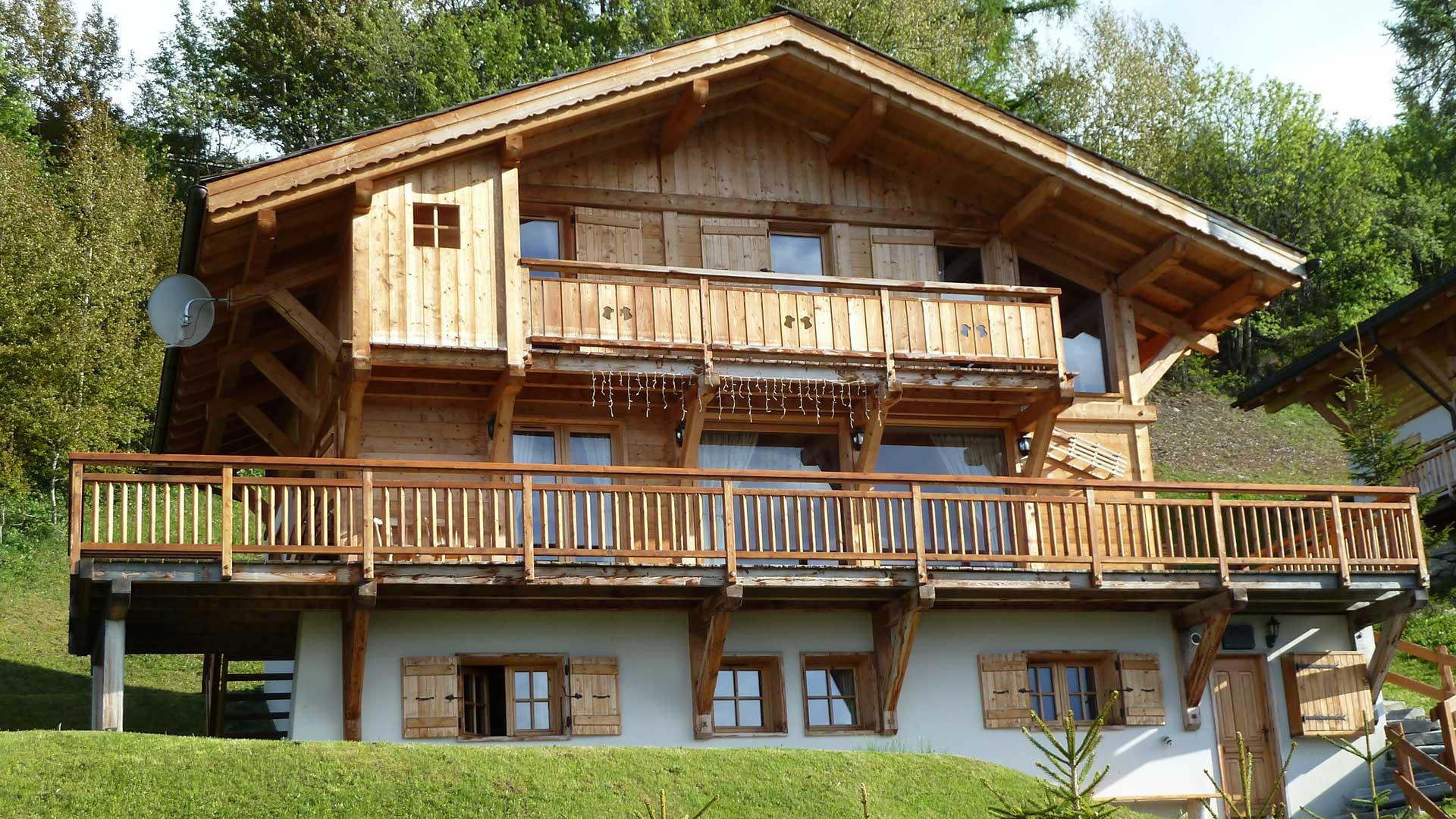 Chalet Cleves Chalet, Switzerland