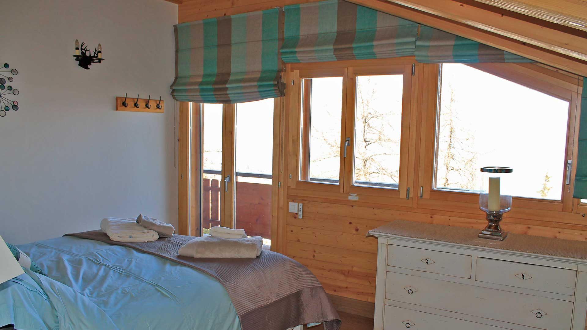 Chalet Garenne Chalet, Switzerland