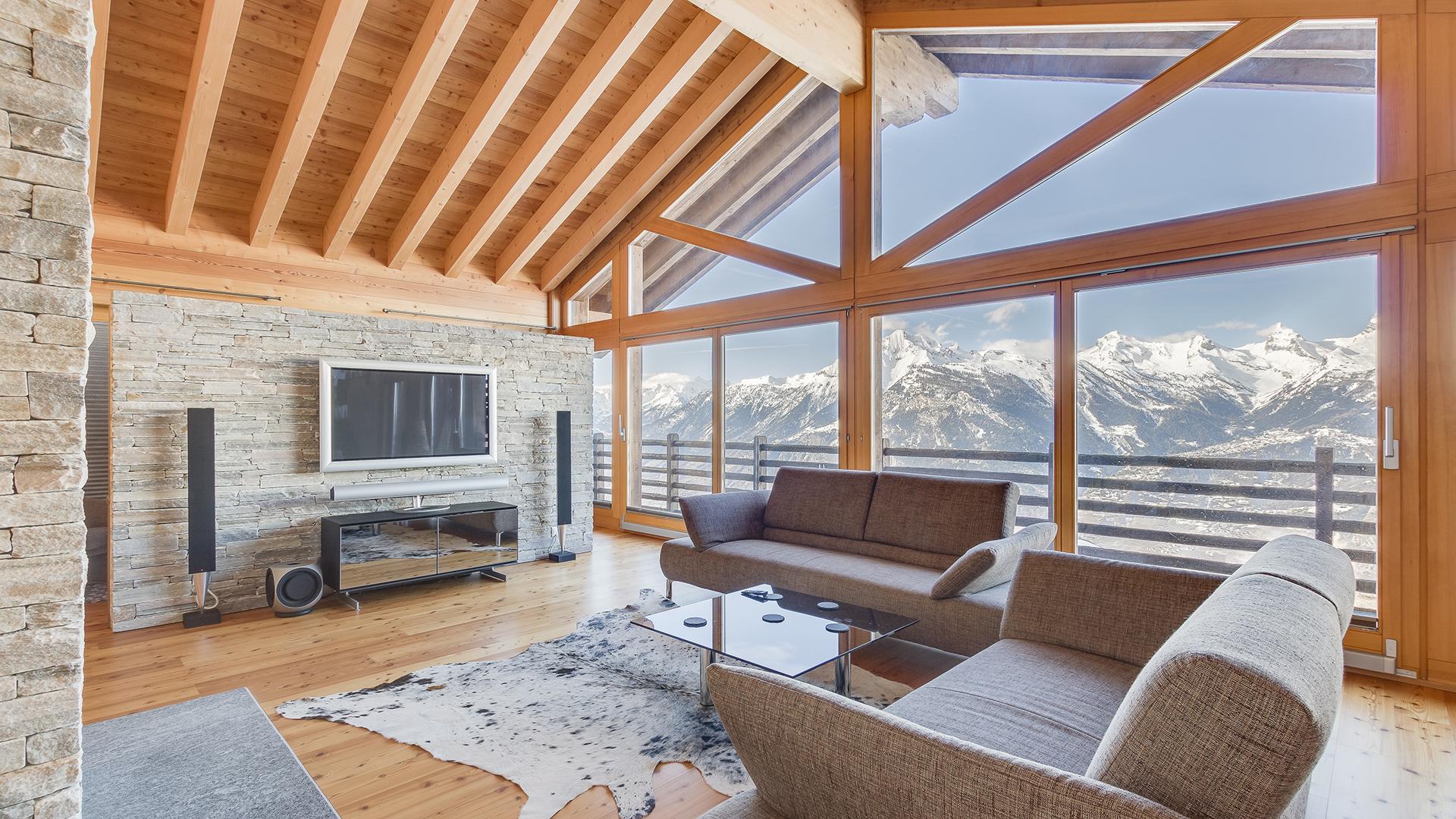 Chalet Le Sapin Chalet, Switzerland