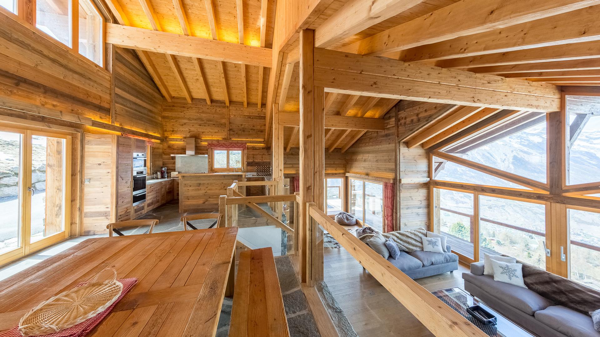 Chalet Wildhorn Chalet, Switzerland