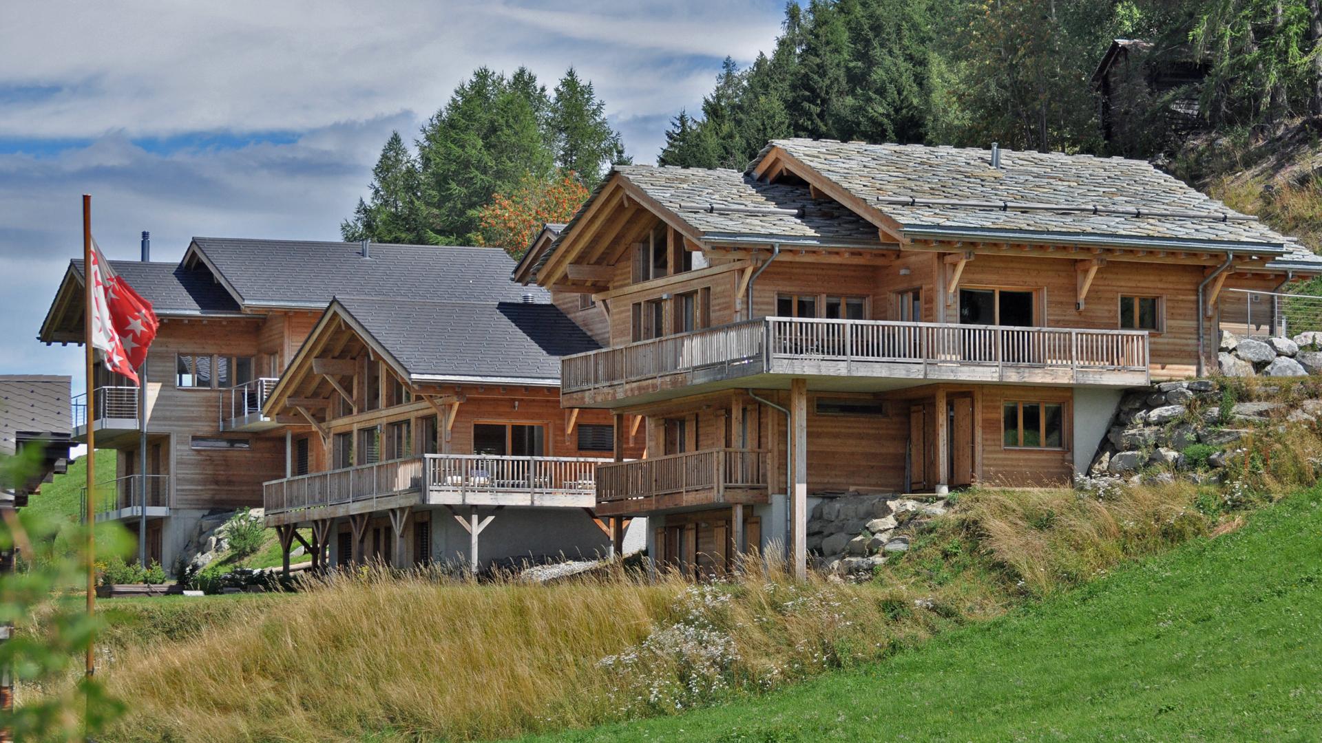 Chalet l'Autour Chalet, Switzerland