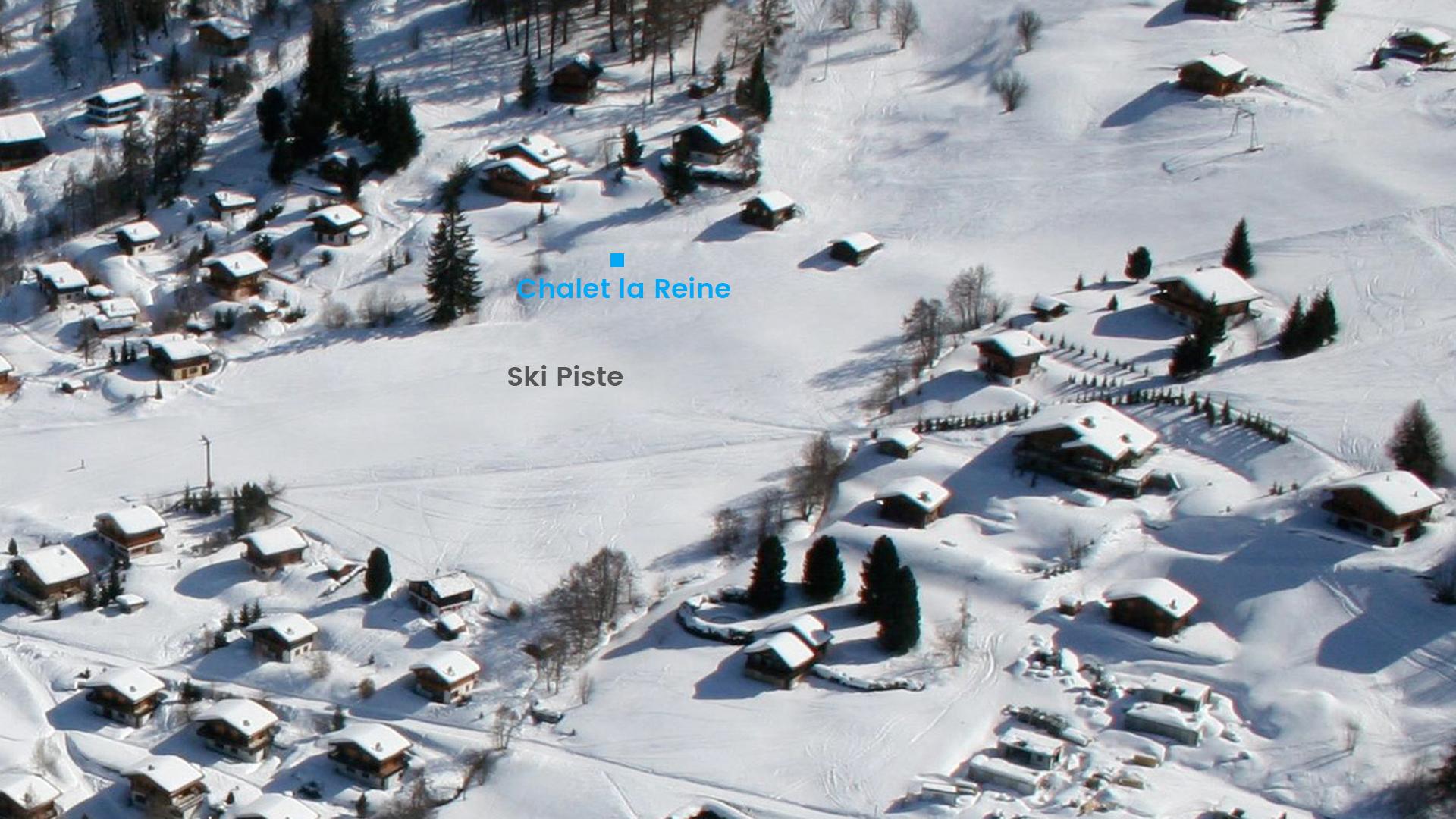 Chalets les Reines des Alpes Chalet, Switzerland
