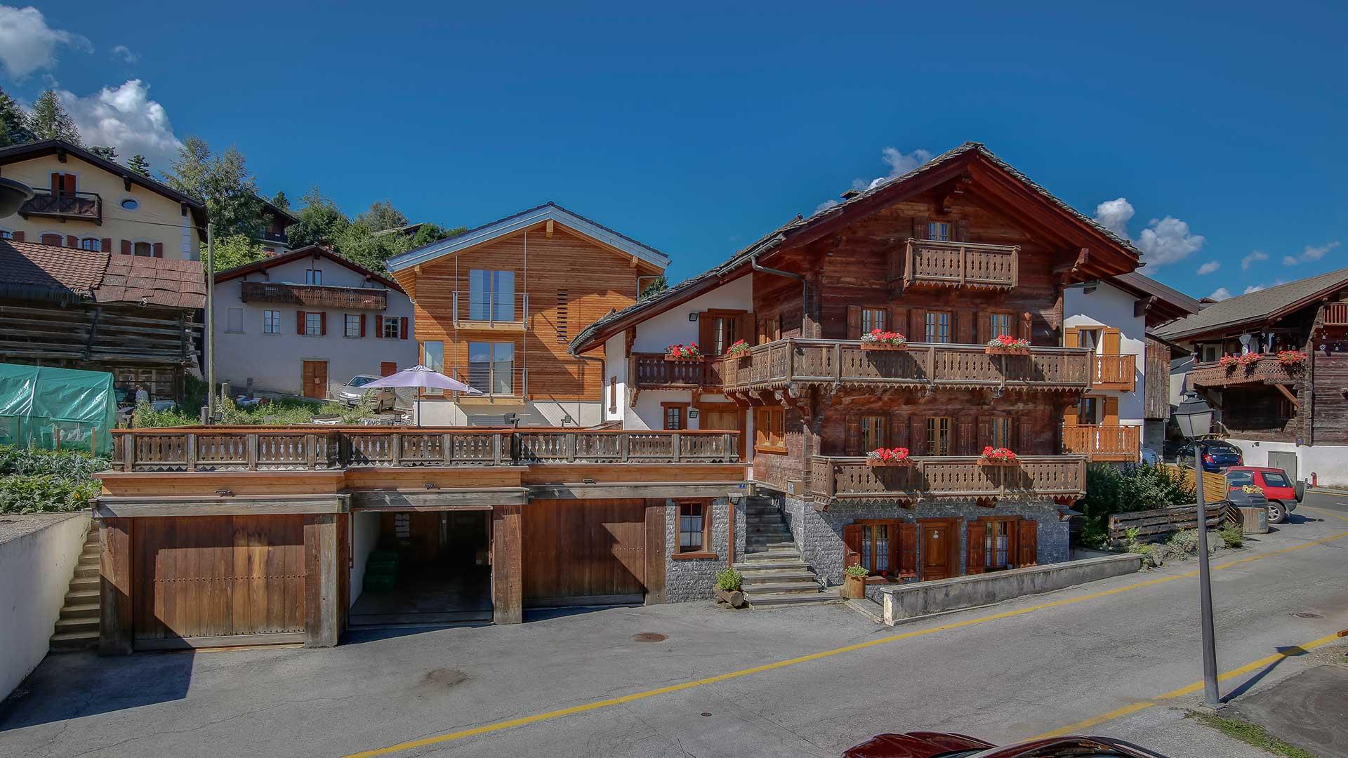 Coeur de Nendaz Chalet, Switzerland
