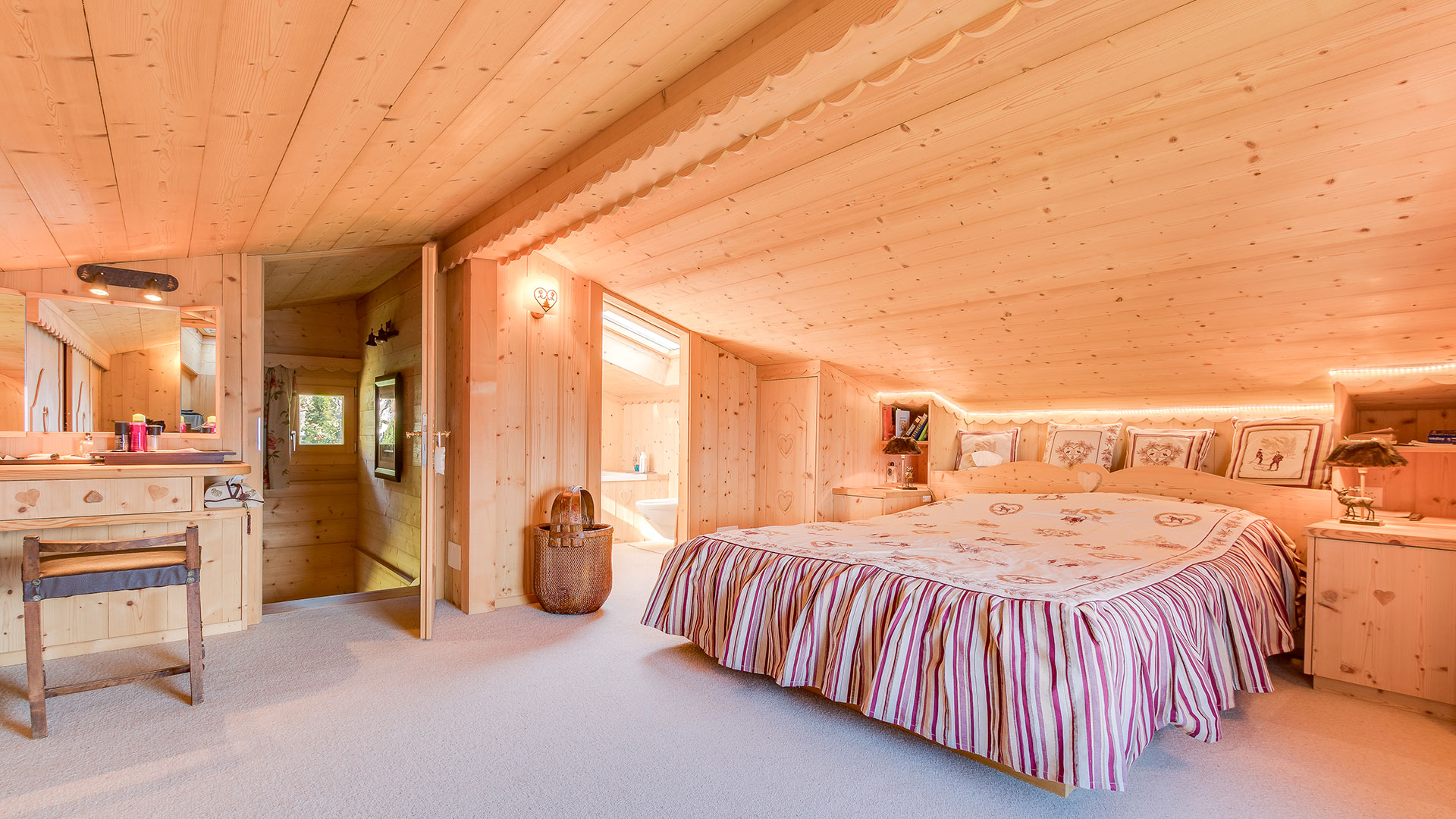 Le Chat Laid Chalet, Switzerland