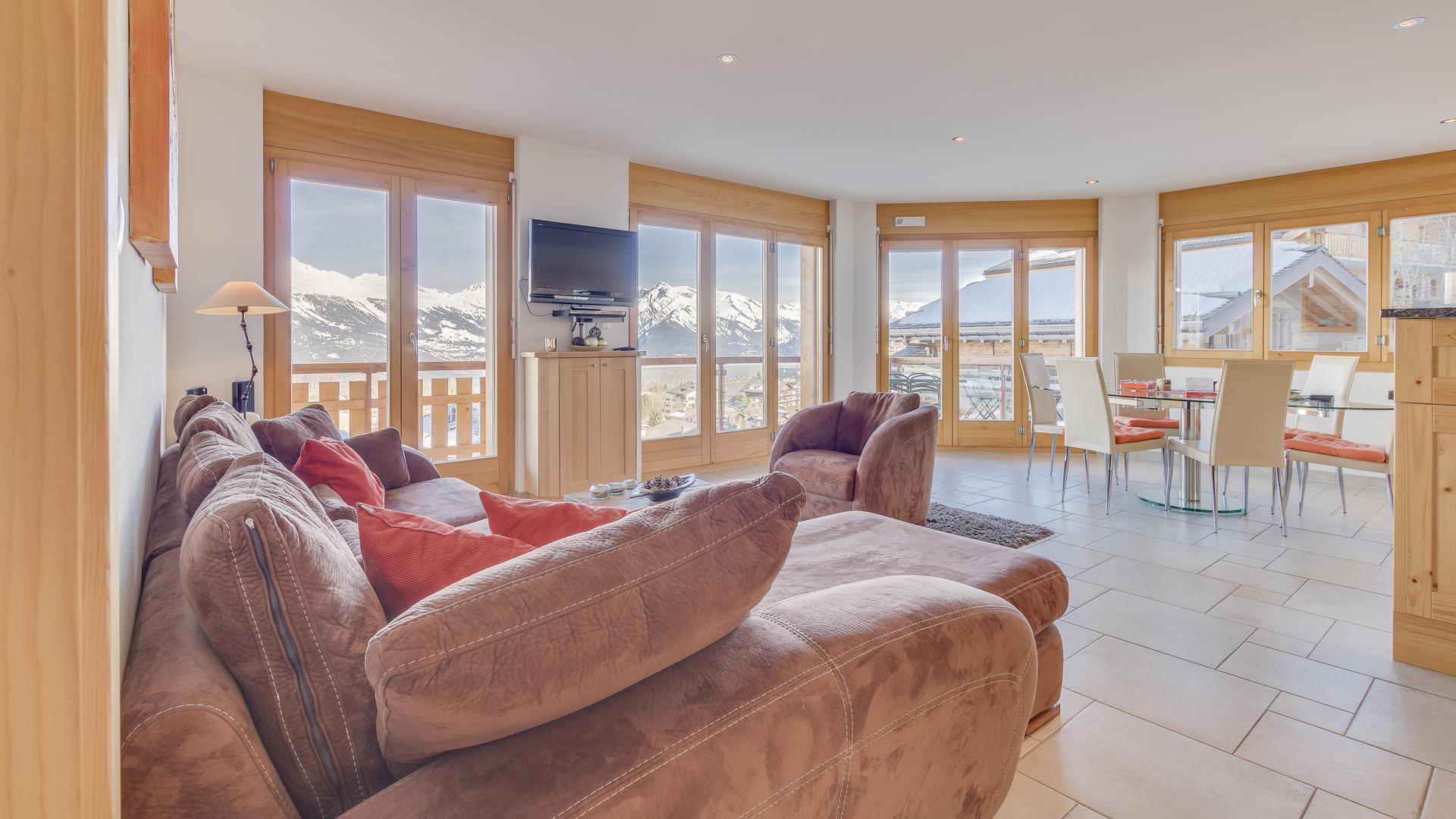 Le Tétras Lyre Apartments, Switzerland