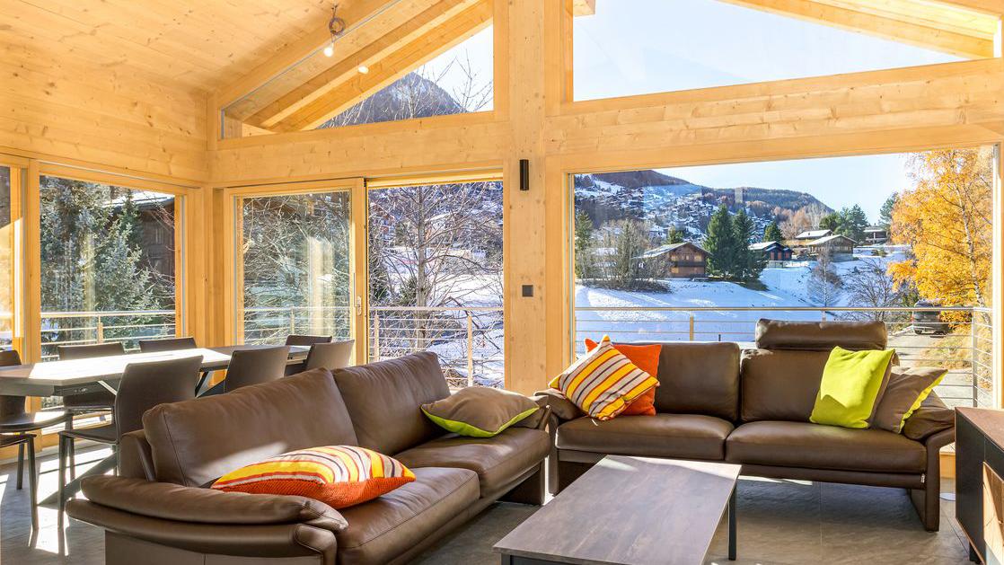 Les Aigles Chalet, Switzerland