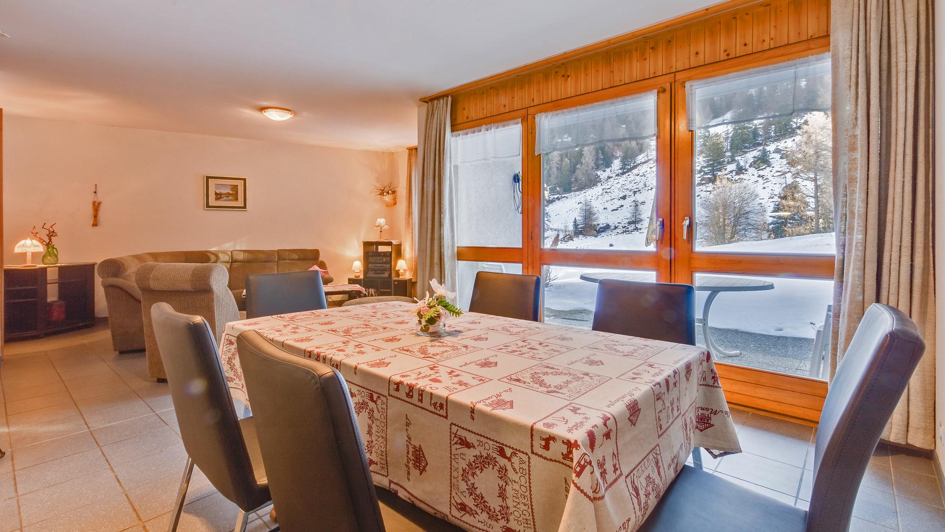Appartement sur la Piste Apartments, Switzerland