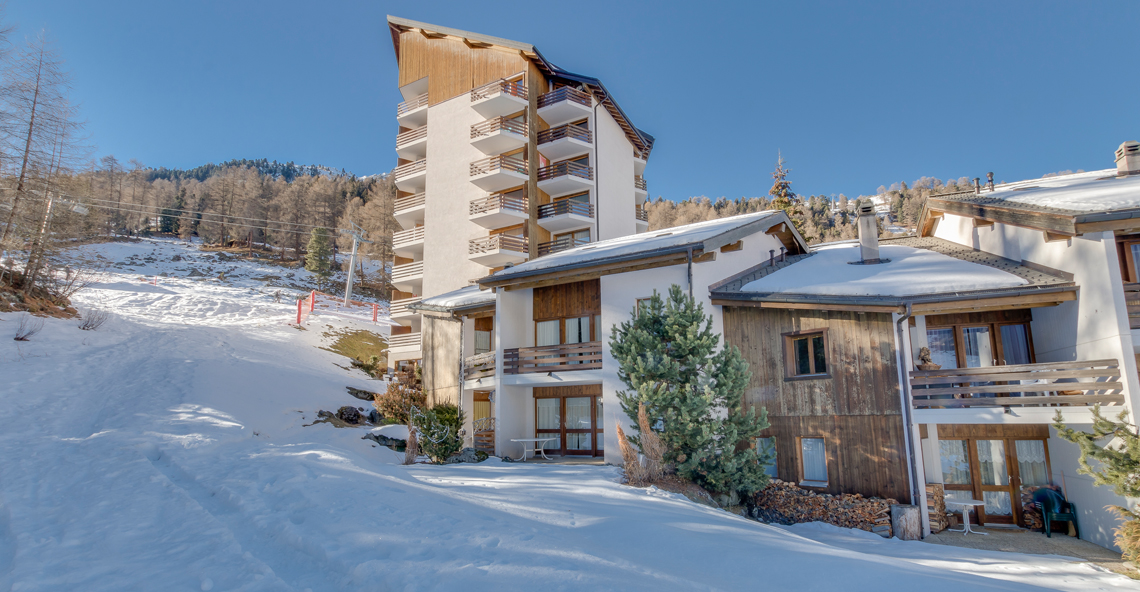 Appartement sur la Piste Apartments, Switzerland