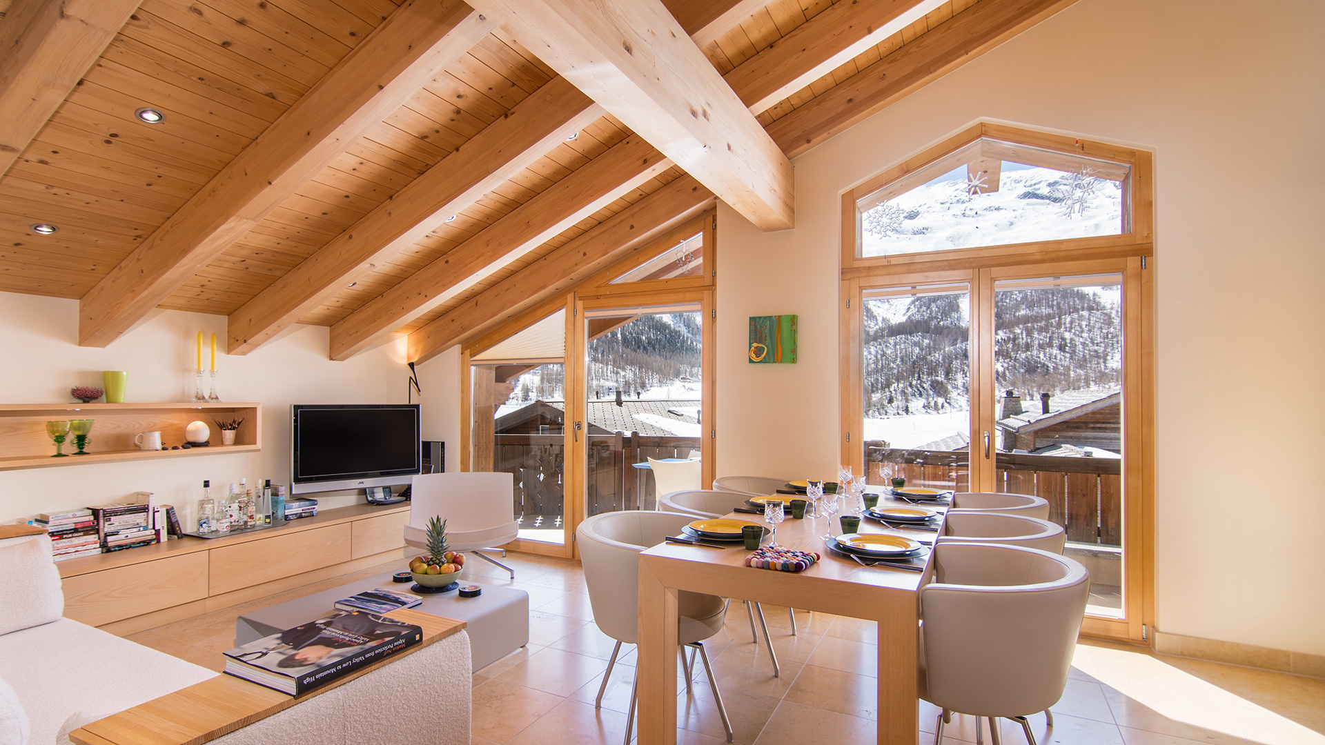Chalet Aramis 4.2 Apartments, Switzerland