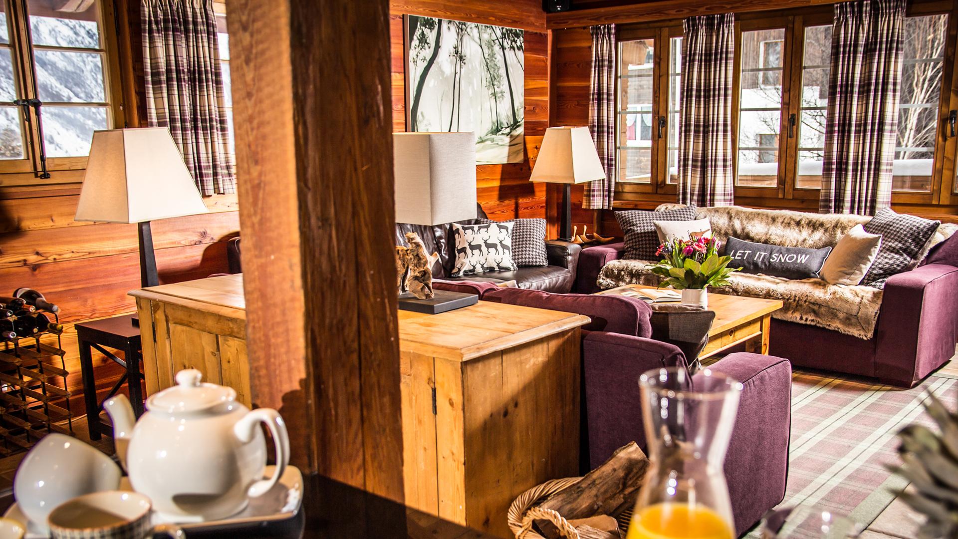 Chalet Feekatz Chalet, Switzerland