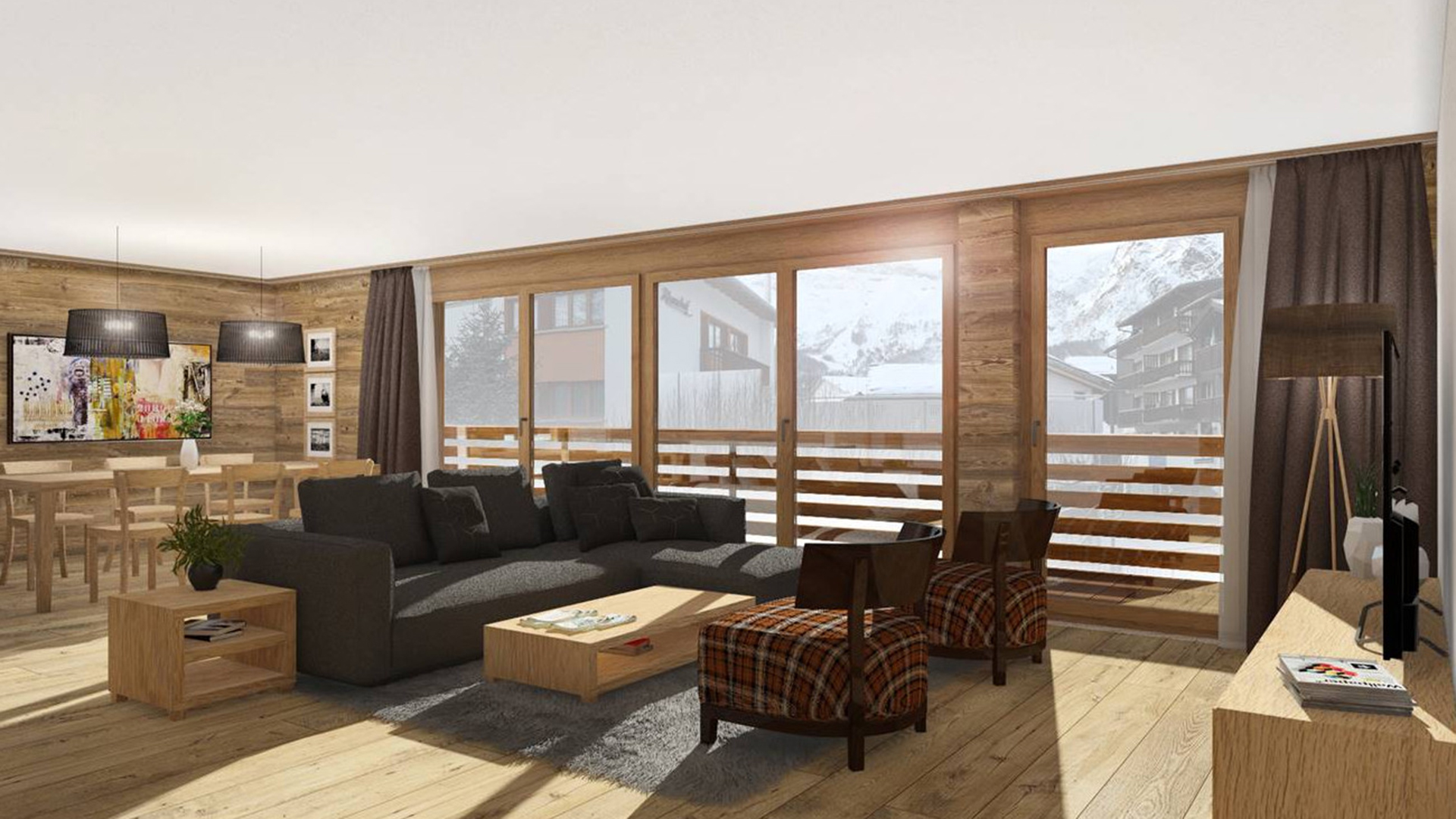 Chalet Gletschergarten Apartments, Switzerland