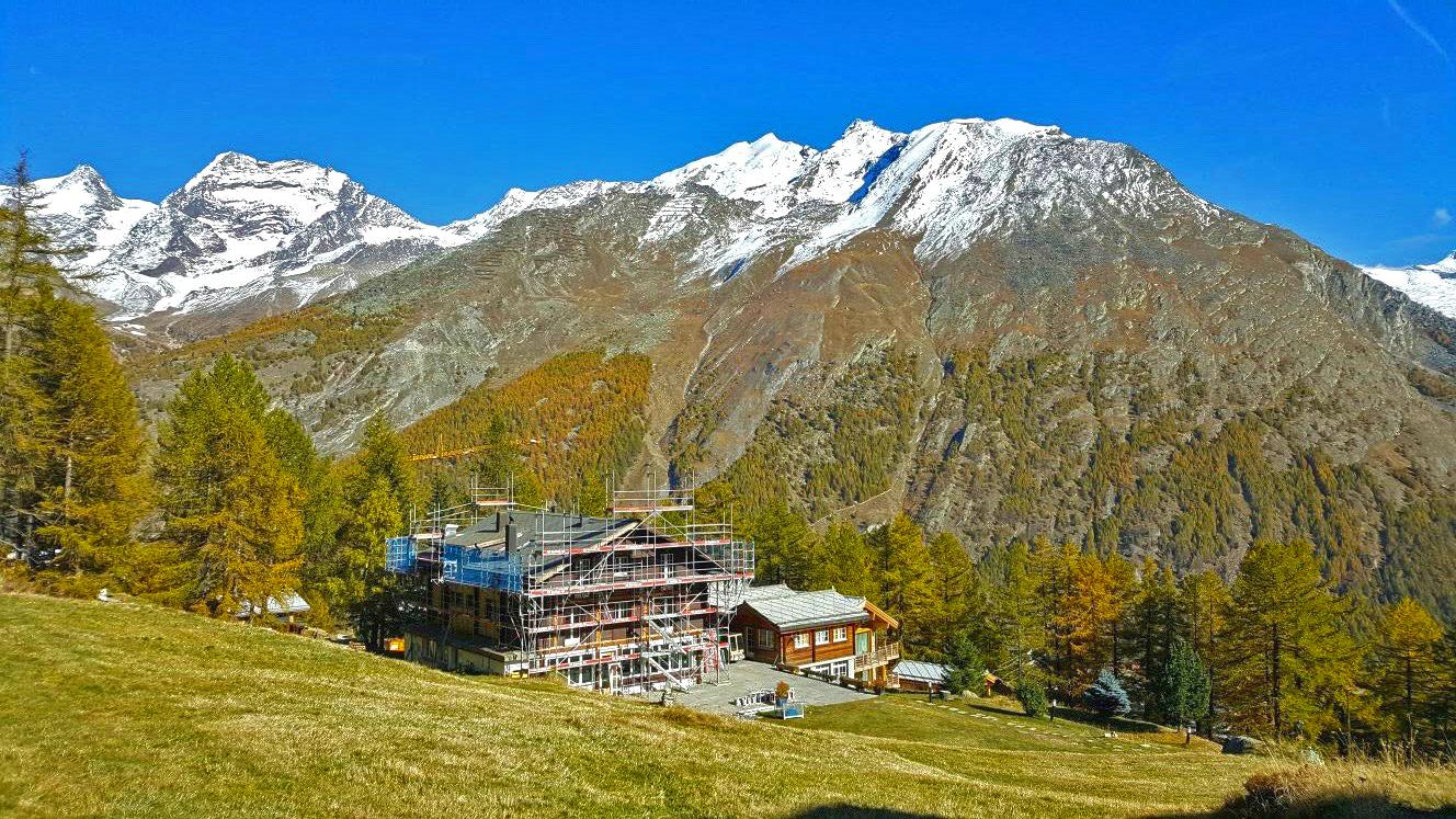 Chalet Lunag Chalet, Switzerland