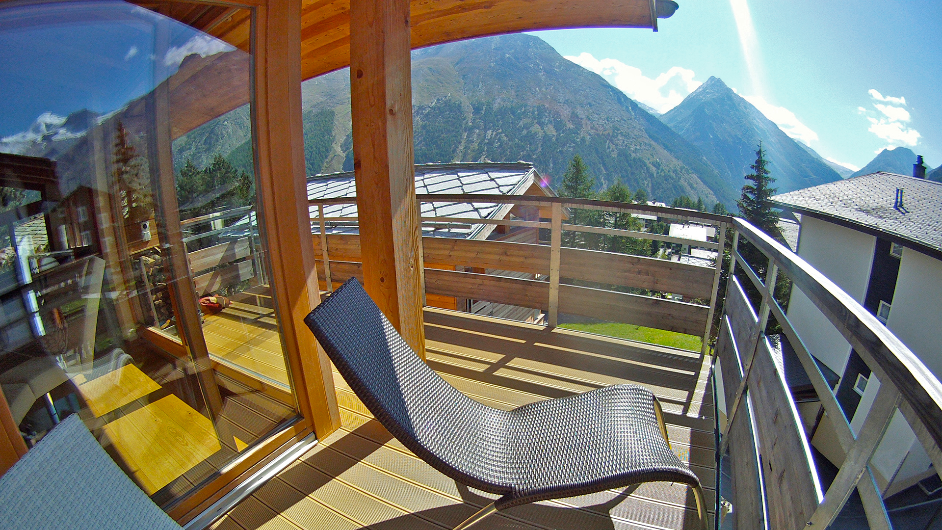 Chalet Papagei Chalet, Switzerland