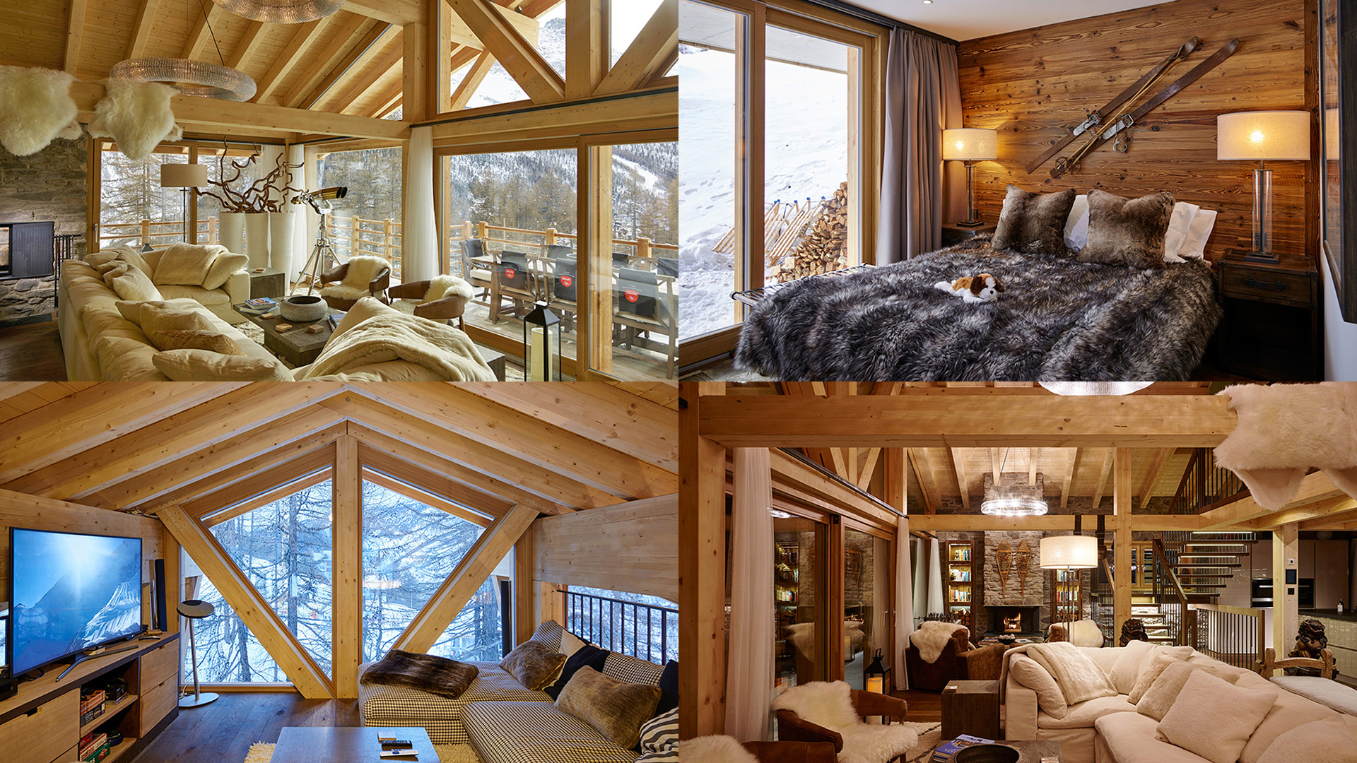 Chalet Simon Chalet, Switzerland