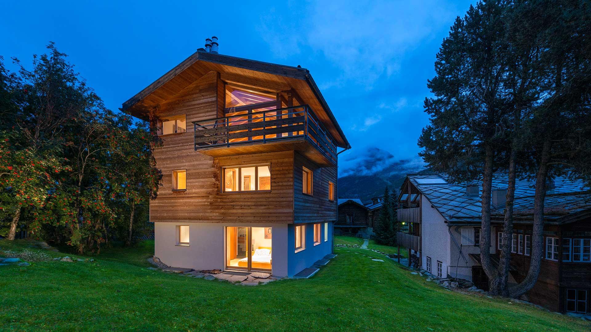 Chalet Uhu Chalet, Switzerland